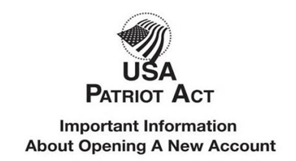 Patriot Act logo